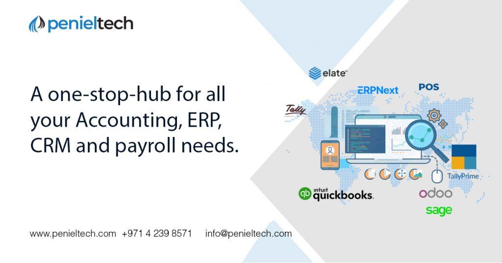 Accounting Software Dubai