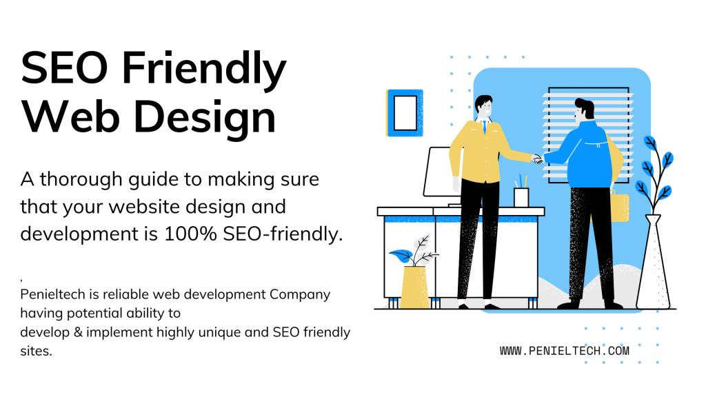 SEO Friendly Web Design Company