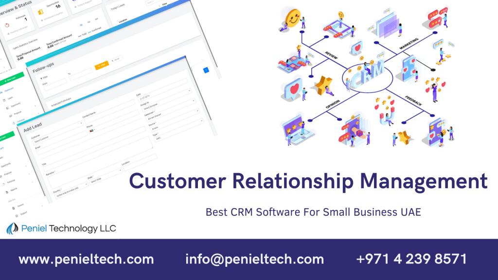 CRM Software in Dubai