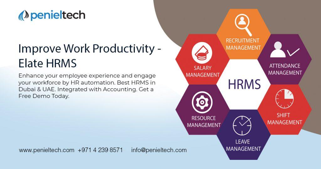 HRMS Software Dubai