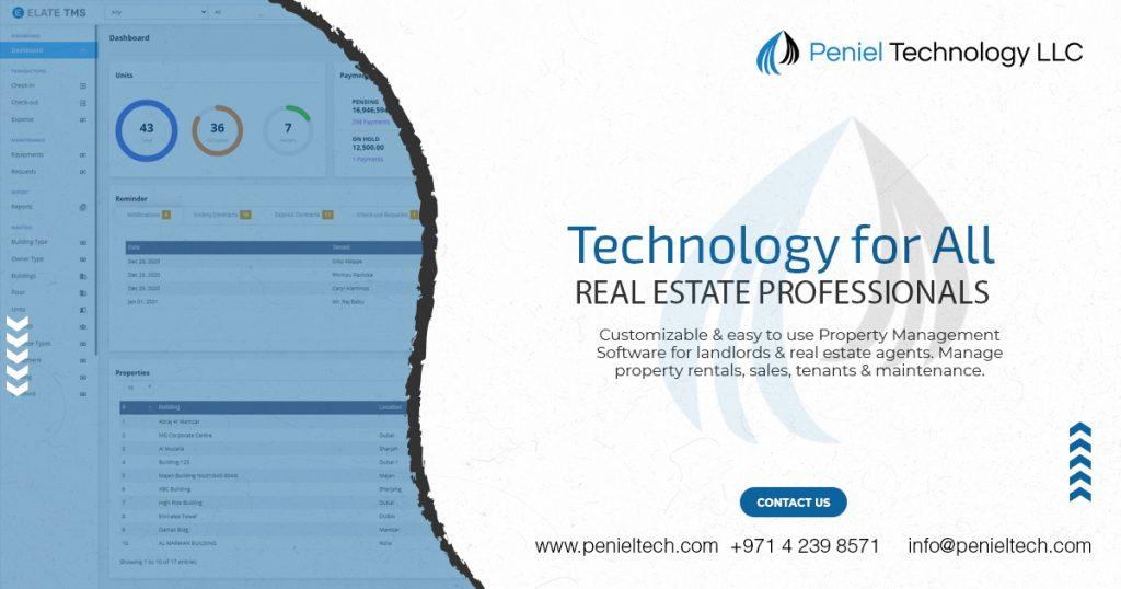 Real Estate Software Dubai